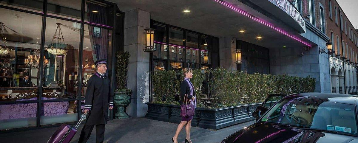 قوانین اقامت امن در هتل