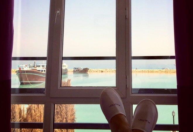 خوشگذرانی در هتل