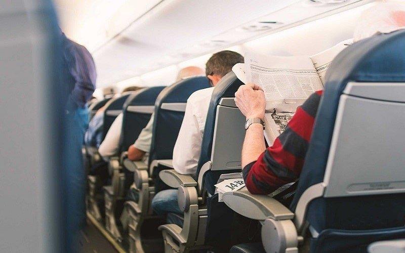 سفرهای هوایی طولانی
