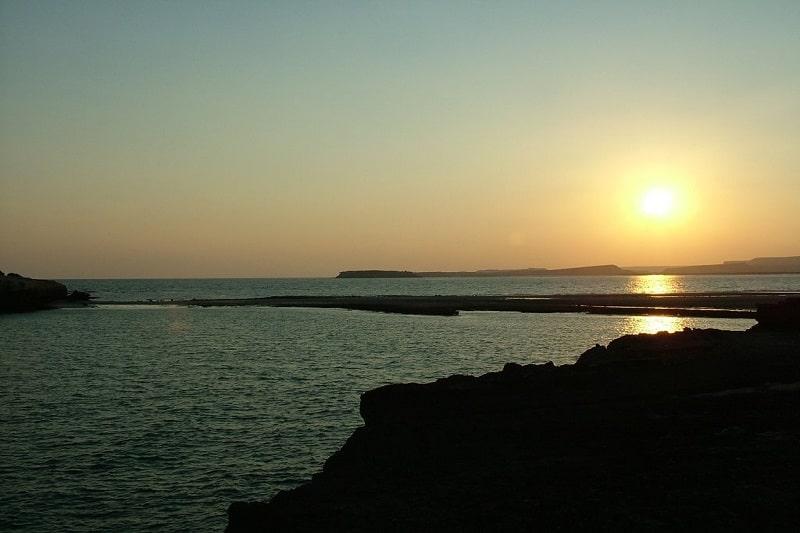 جزیره ناز در قشم
