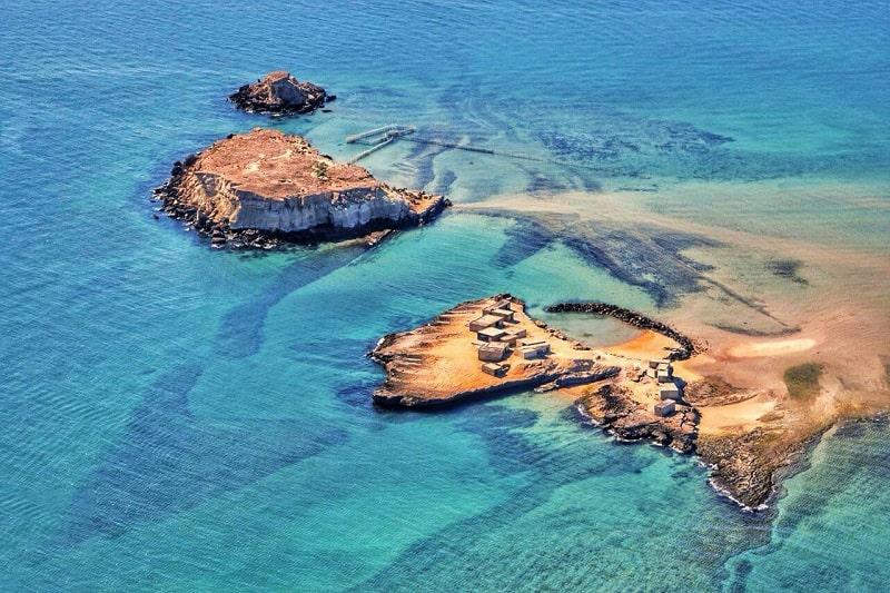 سفر به جزیره ناز