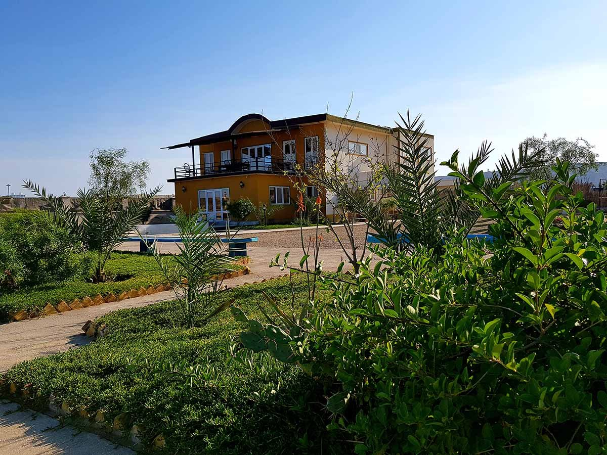 Villa fulton