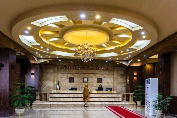 آدرس هتل آرتا قشم