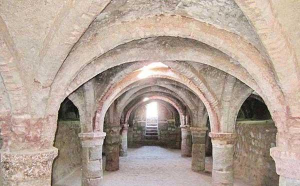 معماری قلعه پرتغالی ها قشم
