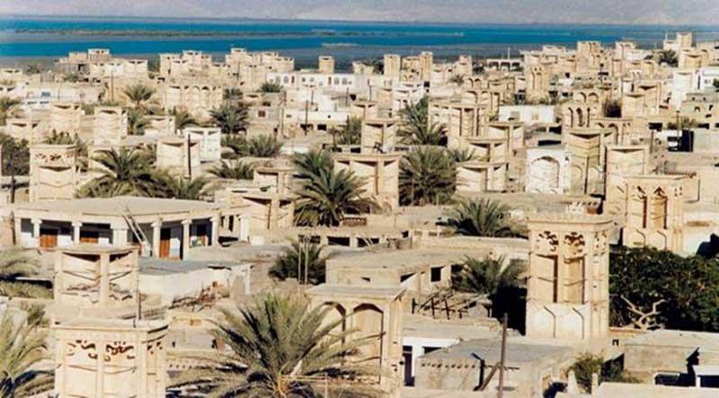 اقامت در روستای لافت