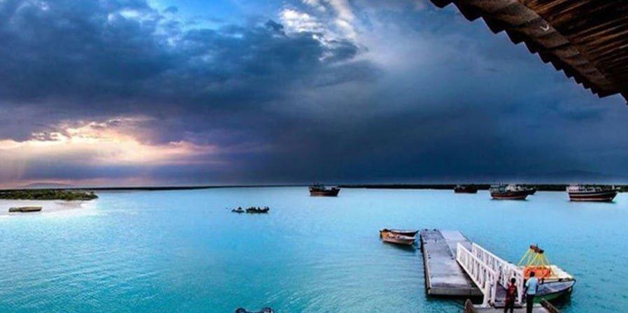 جزیره زیبای قشم