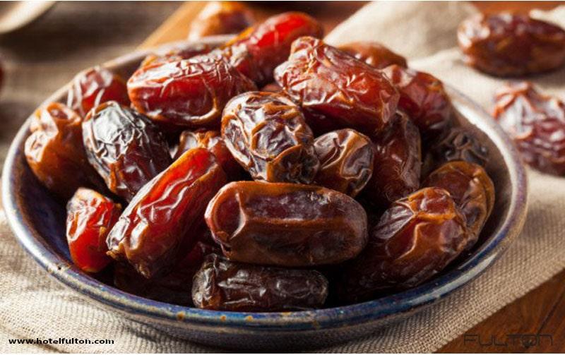 سوغات قشم :خرمای جنوب